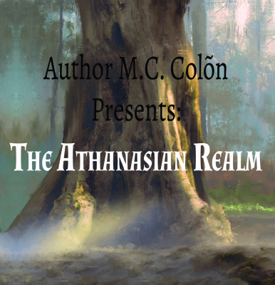 Arriving in stores... Deceived The Athanasian Realm Book 1