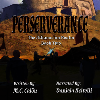 Perseverance is Coming Soon to Audio